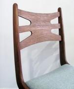 Para krzeseł Czechosłowacja lata 60.