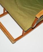 fotel bujany lata 70