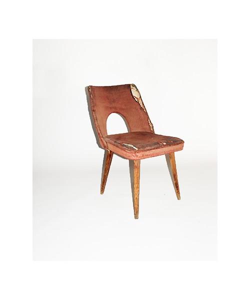 """krzesło tapicerowane 1020 """"Muszelka"""""""