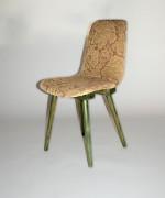 """krzesło tapicerowane """"patyczak"""" A-6150"""