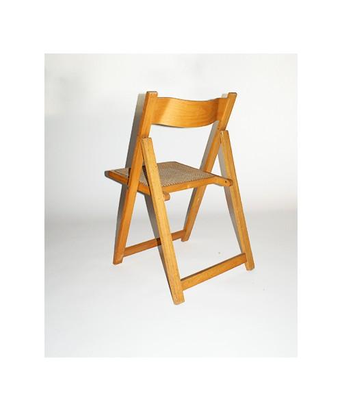 krzesło składane lata 70.
